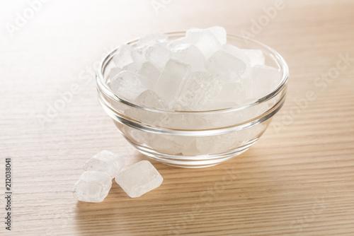 Deurstickers Kruiderij 氷砂糖