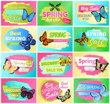 Best Spring Big Sale Banners V...