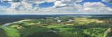 Panorama rzeki Bug w okolicach Szumina / Wyszkowa