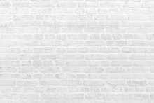 Whitening Brick Wall