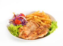 Juicy Grilled Chicken Breast S...