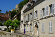 La Roche Guyon, France - june 27 2018 : the village