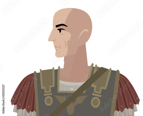 scipio africanus great roman general Wallpaper Mural