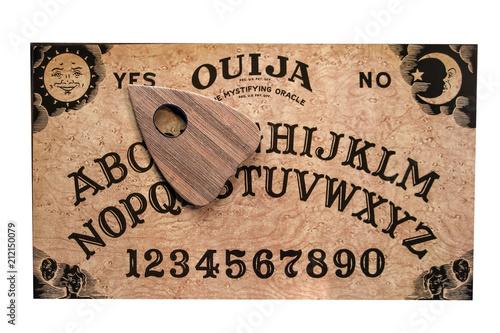 Valokuva ouija board