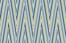Zigzag Line Azure Green Textile Background Mottled Base Wrapper