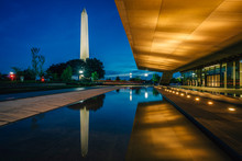 The Washington Monument And Na...