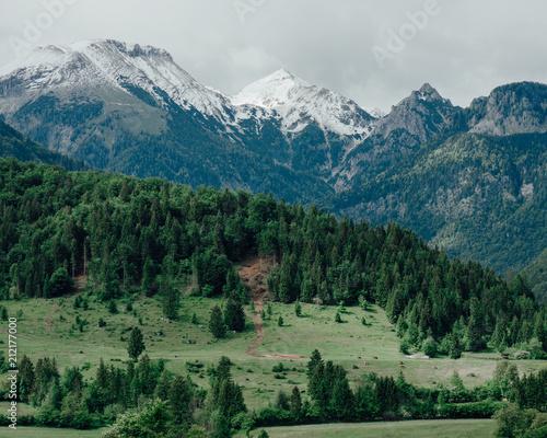 Alps, Slovenia