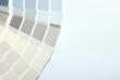 canvas print picture - Palette of colors