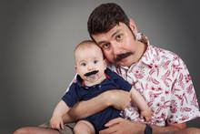 Handlebar Mustache Family Of T...