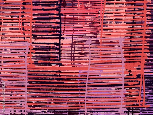 Tuinposter Grill / Barbecue Abstract painting on canvas. Hand made art. Colorful texture. Modern artwork. Strokes of fat paint. Brushstrokes. Contemporary art. Artistic background image.