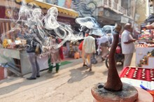 Aroma Cone On The Market In Rishikesh