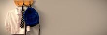 School Uniform And Schoolbag H...