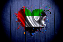 Flag Of The United Arab Emirat...