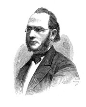 Engraving Portrait Of Georg Ch...