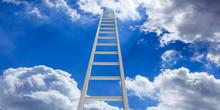Stairway To Heaven. Metal Ladd...