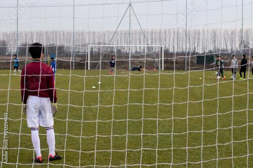 Photo Portiere di calcio