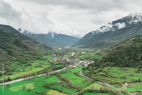 Broto, Huesca, Aragón, España.