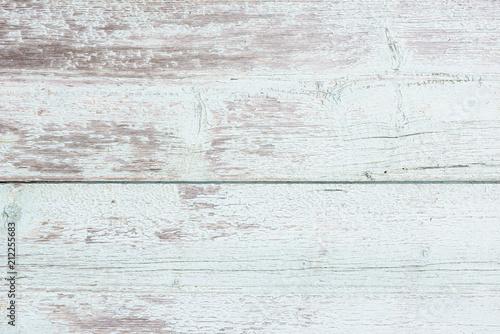 Fotografie, Obraz  Alte Holz Textur Weiss Hintergrund