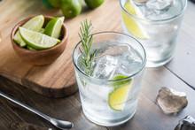 Fresh Gin Tonic