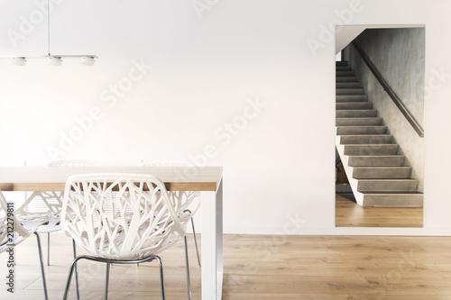 Obraz Modern home interior - fototapety do salonu