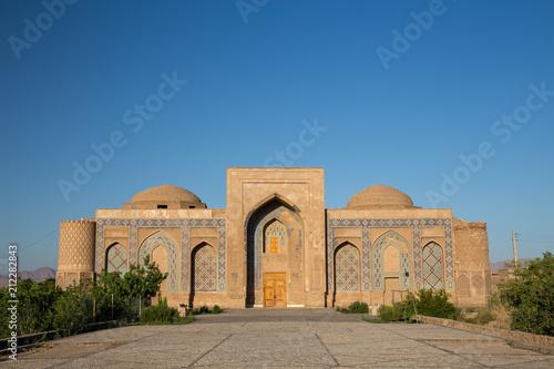 Fotobehang Midden Oosten Ghyasyh School, Khargerd, Khorasan, Iran