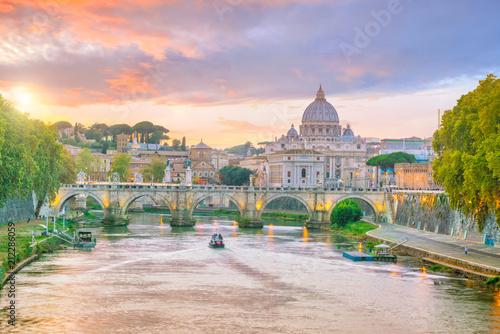 Zdjęcie XXL Zobacz w katedrze Świętego Piotra w Rzymie, Włochy