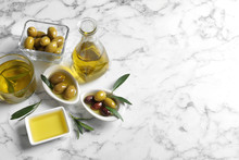 Composition With Fresh Olive O...