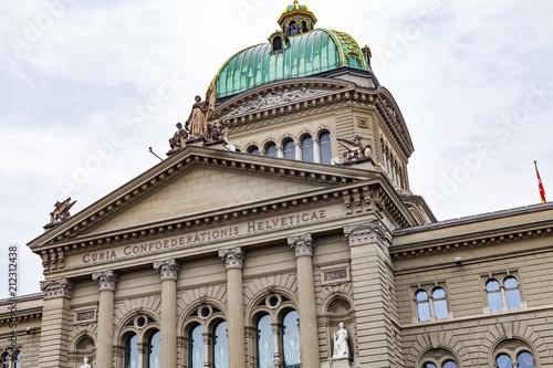 Foto  Bundeshaus Bern