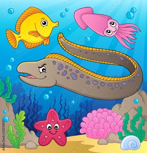 In de dag Voor kinderen Sea life theme image 2