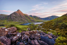 Snowdonia National Park In Nor...