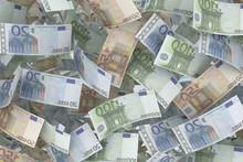 Euro Banknotes, Illustration