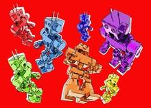 Robots, Illustration