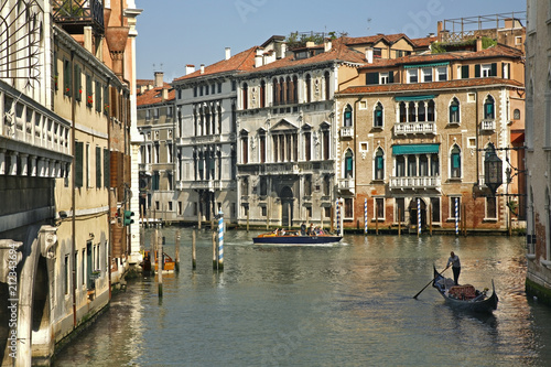 Foto op Plexiglas Venetie View of Venice. Region Veneto. Italy