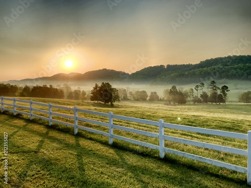 Foto Tennessee Sunrise