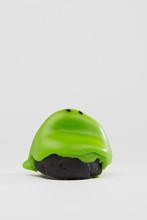 Frog-shaped Cake On White Background