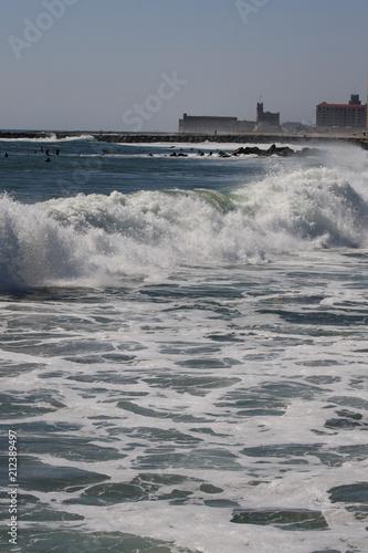 Fotografie, Obraz  big waves