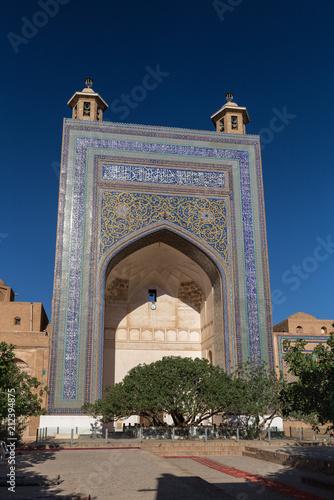 Poster Monument Shrine of Sheikh Ahmad-e Jami, Torbat Jam, Khorasan, Iran