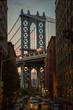 Famous bridge New york