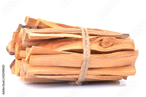 Slika na platnu Bundle of firewood