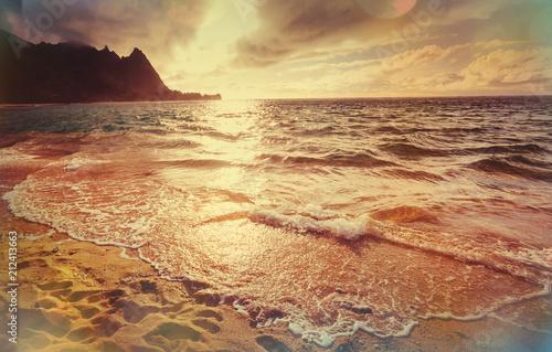 Staande foto Oceanië Kauai