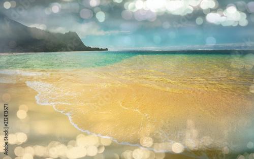 Keuken foto achterwand Oceanië Kauai