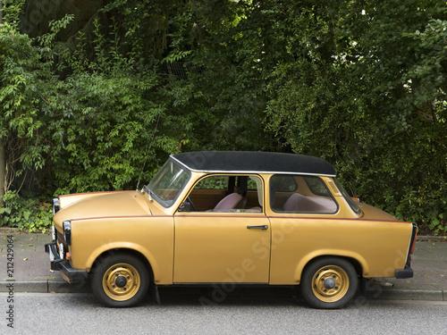 Fotografia  Auto, DDR, Trabant, Oldtimer