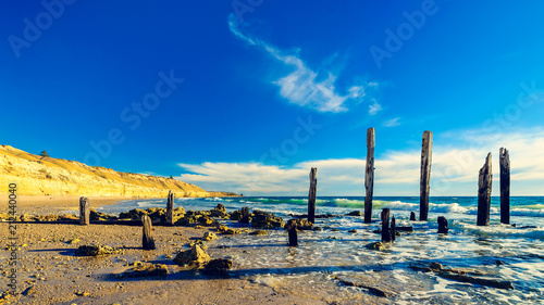 Foto op Canvas Oceanië Port Willunga Beach, Adelaide