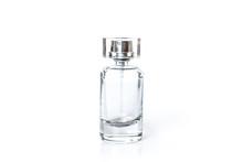 Perfume Bottle Mock Up, Transparent Glass Spray