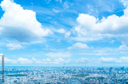 Foto op Canvas Tokio 東京風景