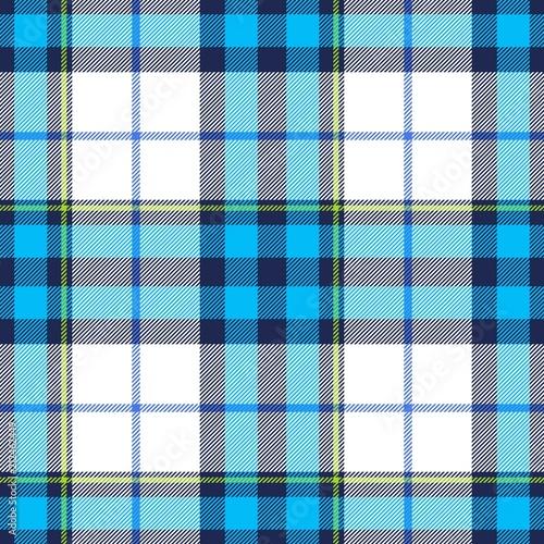 bez-szwu-krate-w-szkocka-krate-granatowy-zielony-i-bialy-kolor