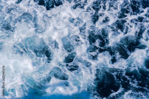 Fototapety, obrazy: Waves texture