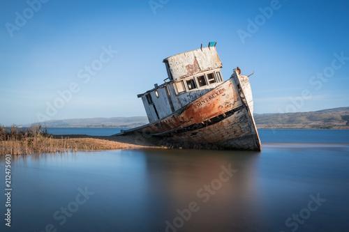 Shipwreck Slika na platnu