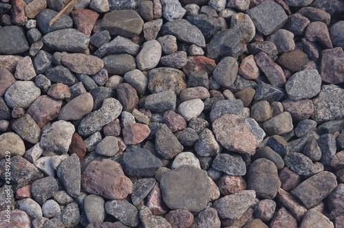 In de dag Stenen Stone texture background