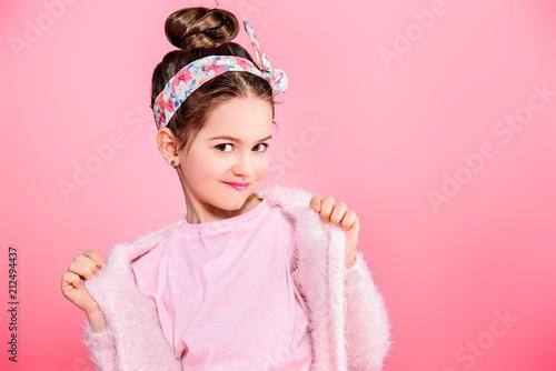 Fotografía  pretty school girl